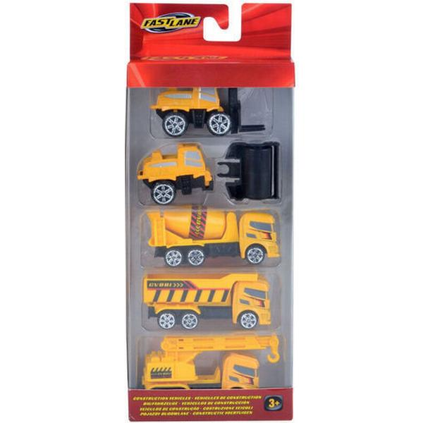 Fast Lane Construction 5 Pack