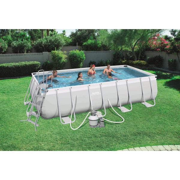 Bestway Stålramme Pool 549x274cm
