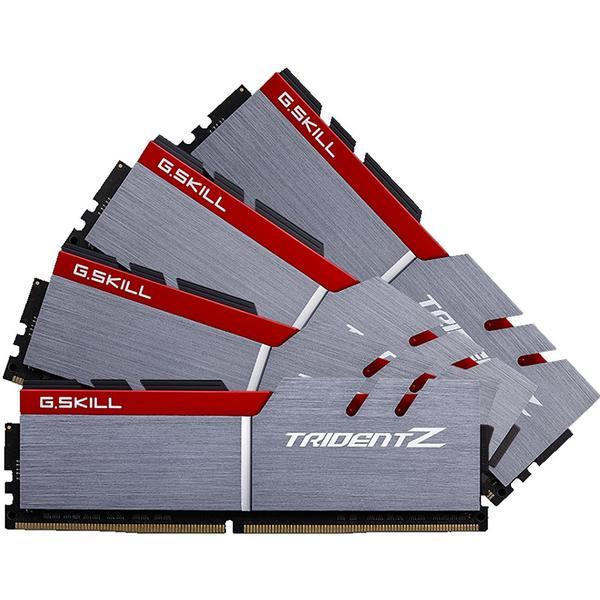 G.Skill Trident Z DDR4 2133MHz 4x8GB (F4-3000C14Q-32GTZ)