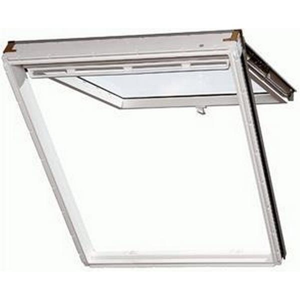 Velux MK04 GPU 0070 Aluminium Top Hung Window 78x98cm