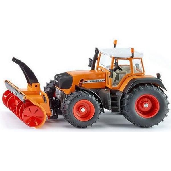 Siku Tractor with Snow Cutter Blower 3660