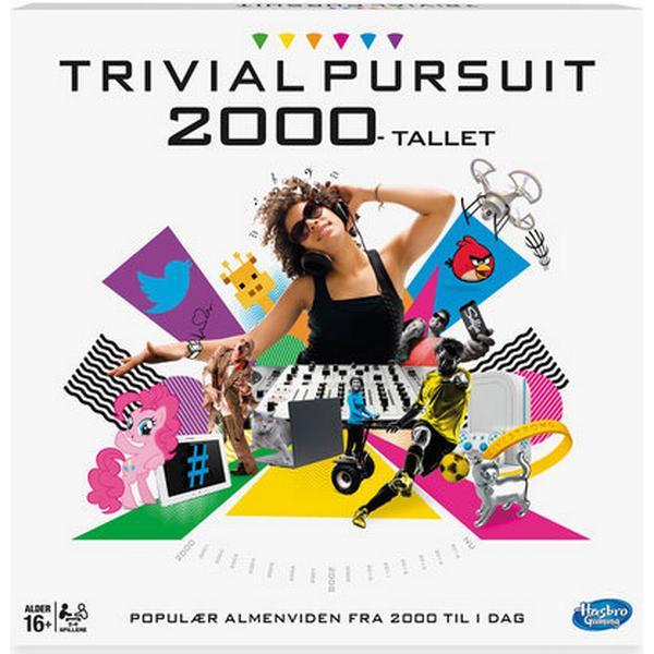 Hasbro Trivial Pursuit 2000