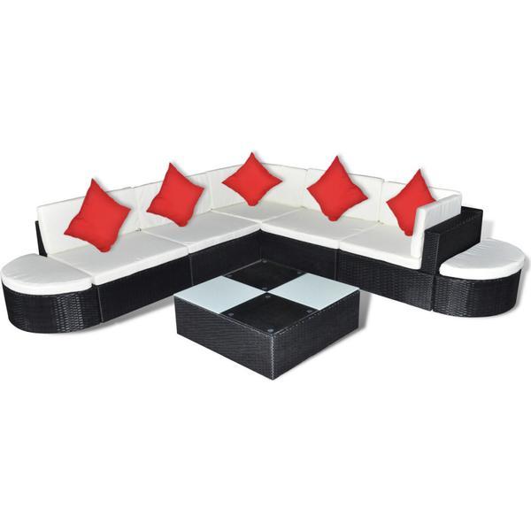 vidaXL 41267 Loungesæt