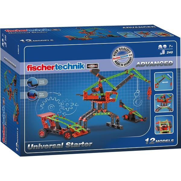 Fischertechnik Advanced Universal Starter 240pcs 536618