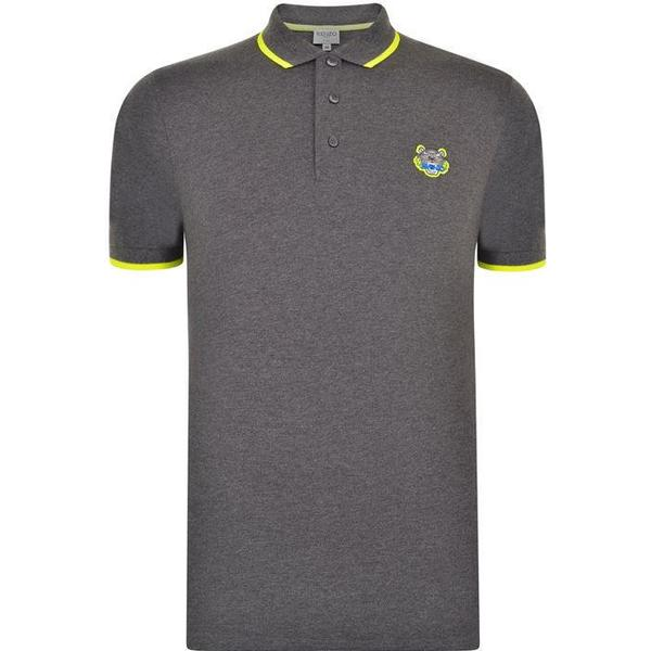 Kenzo Polo Shirt Dark Grey