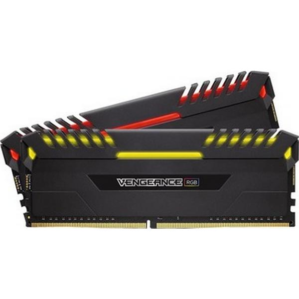 Corsair Vengeance RGB LED DDR4 3333MHz 2x16GB (CMR32GX4M2C3333C16)