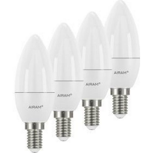 Airam 4711739 LED Lamp 3.5W E14 4 Pack