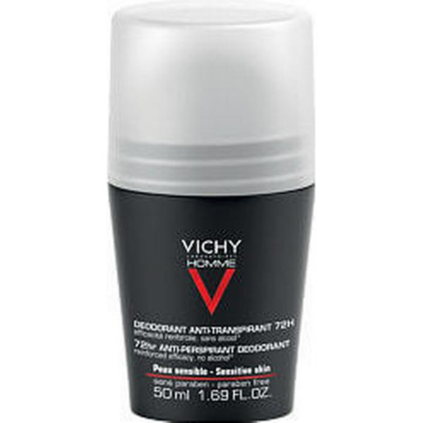 Vichy Homme Antiperspirant Deo Roll-on 72h 50ml