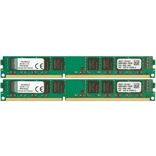 Kingston Valueram DDR3 1333MHz 2X8GB (KVR13N9K2/16)