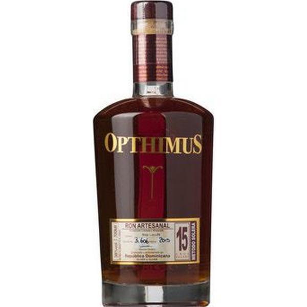 Opthimus Solera 25 Ron Dominicano 38% 70 cl