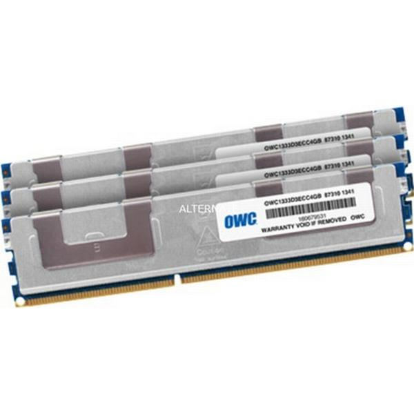 OWC DDR3 1333MHz 3x4GB ECC for Apple (OWC1333D3W4M12K)