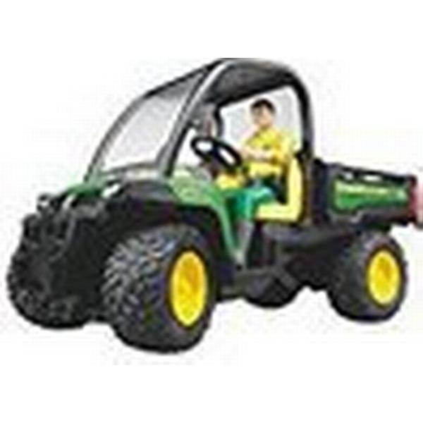 Bruder John Deere Gator XUV 855D with Driver 02490