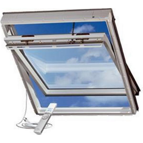 Velux FK08 GGU 007021 Aluminium Drej/kip vindue 66x140cm