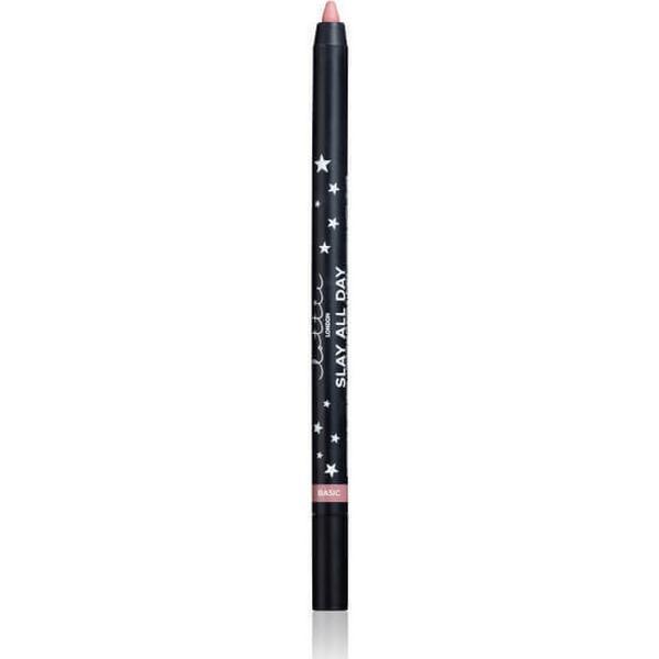 Lottie Slay All Day Longwear Lip Liner Pencil Basic