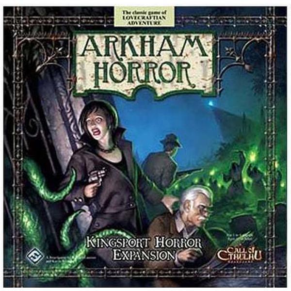 Fantasy Flight Games Arkham Horror Kingsport Horror