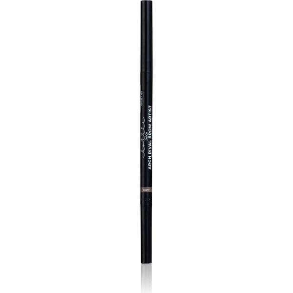 Lottie Arch Rival Brow Artist Retractable Eyebrow Pencil Medium