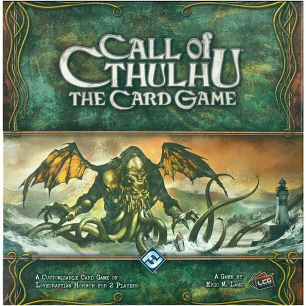 Fantasy Flight Games Call of Cthulhu