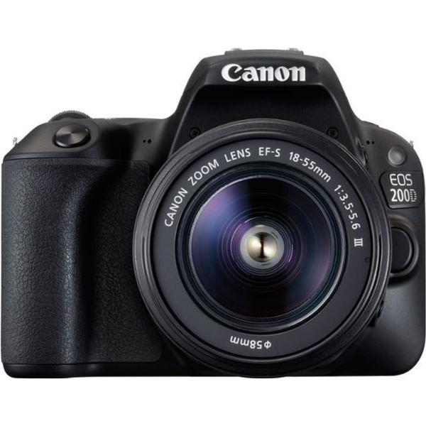 Canon EOS 200D + 18-55mm III
