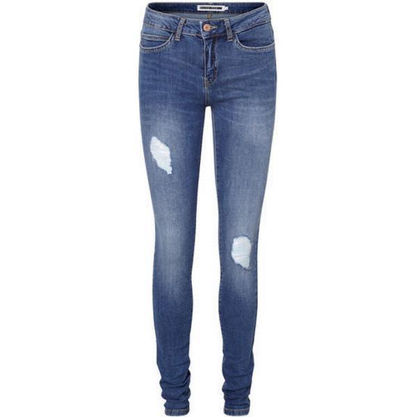 Vero Moda Lucy Nw Skinny Fit Jeans Blue/Medium Blue Denim