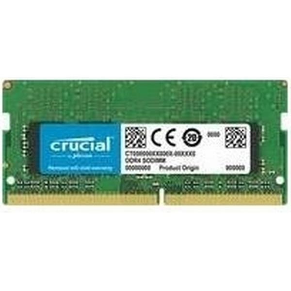 Crucial DDR4 2666MHz 8GB (CT8G4SFS8266)
