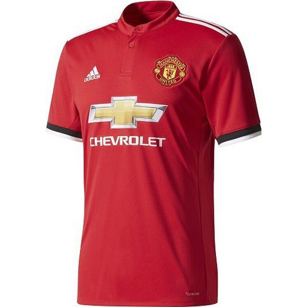 Adidas Manchester United Hjemmebanetrøje 17/18 Mænd