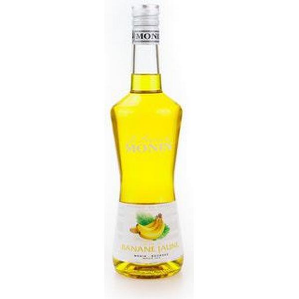 Monin Liqueur Banane Jaune 20% 70 cl