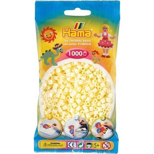 Hama Midi Beads Cream 1000pcs 207-02