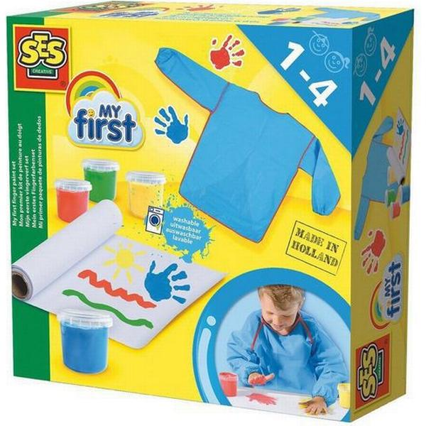 SES Creative My First Fingerpaint Set 14417
