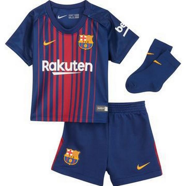 Nike Barcelona FC Hjemmebane Minikit 17/18 Småbørn