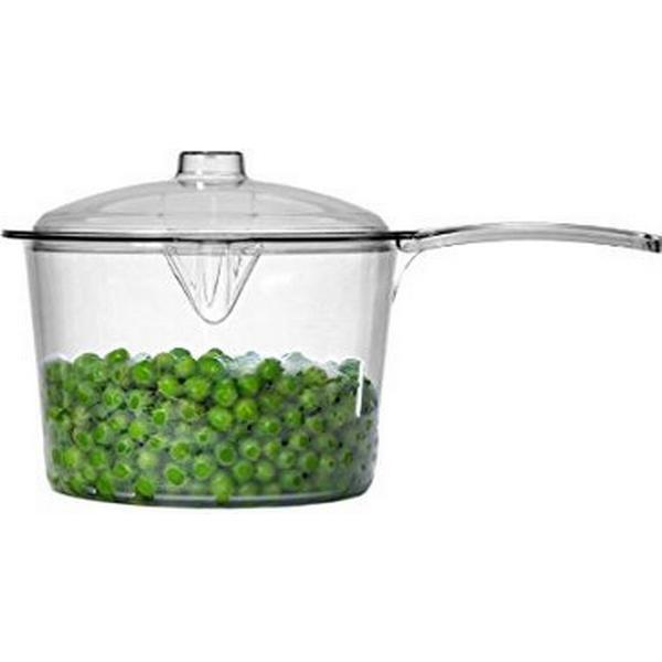 Pendeford Microwave 0.9L Sauce Pan with lid