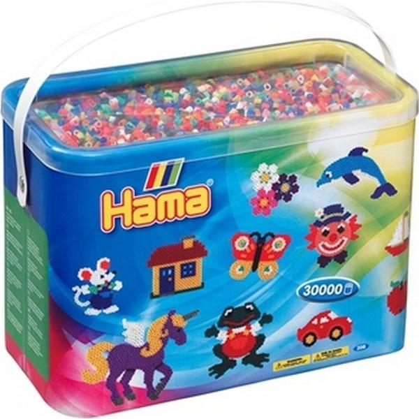 Hama Midi Beads in Bucket 208-68