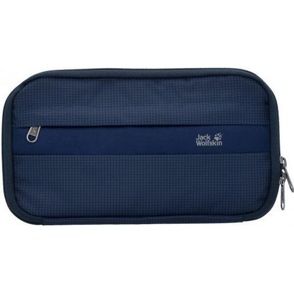 Jack Wolfskin Boarding Pouch RFID Wallet - Night Blue (8002261-1010)