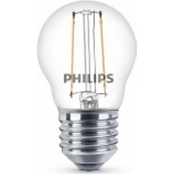 Philips LED Luster LED Lamp 2W E27