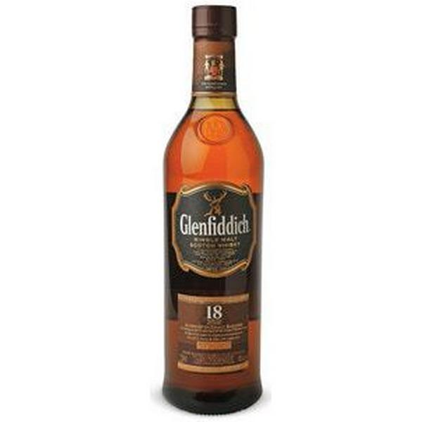 Glenfiddich 18 YO Single Malt 40% 70 cl