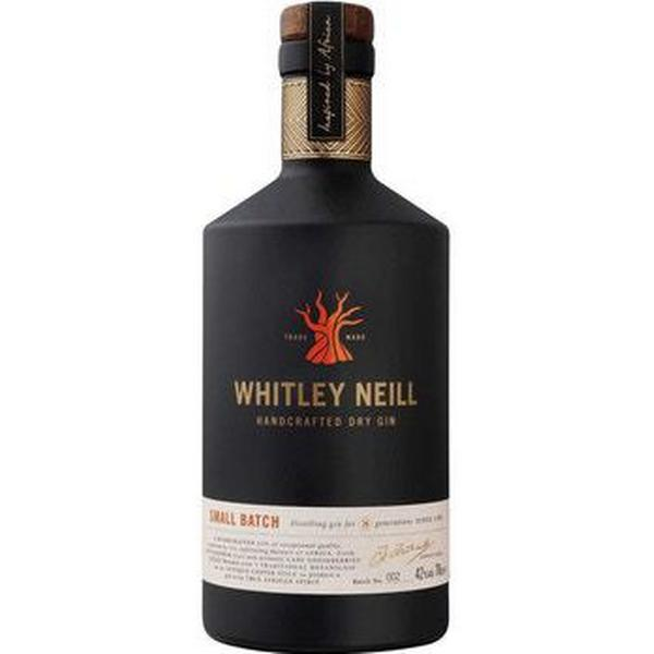 Whitley Neill Handcrafted Dry Gin 43% 70 cl