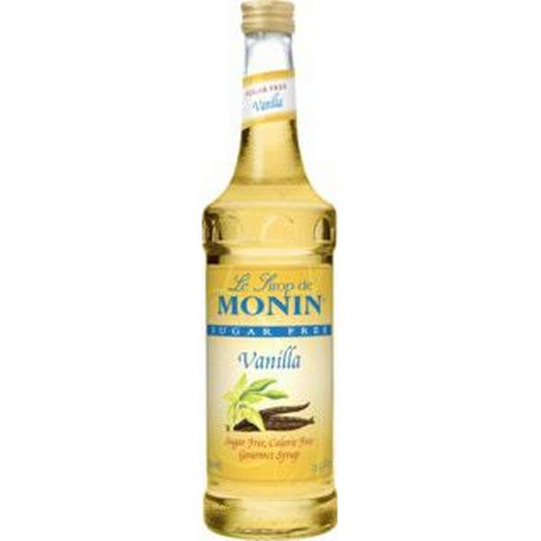 Monin Syrup Vanilla 0% 70 cl