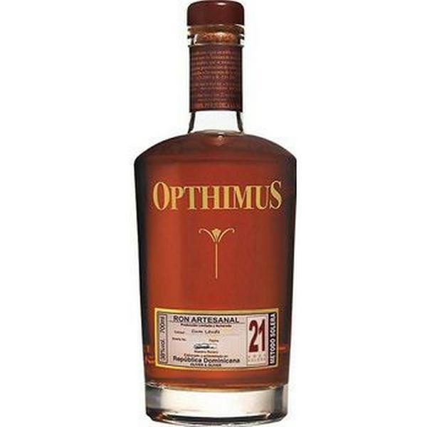 Opthimus Solera 21 Ron Dominicano 38% 70 cl