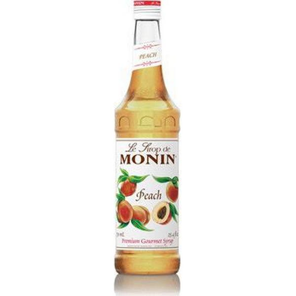 Monin Syrup Peach 0% 70 cl