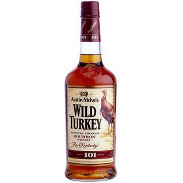 Wild Turkey 101 Bourbon Whiskey 50.5% 70 cl