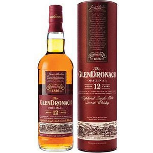 GlenDronach Original 12 YO Highland Single Malt 43% 70 cl