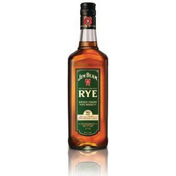 Jim Beam Rye Whiskey 40% 70 cl
