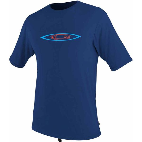 O'Neill Skins Graphic Short Sleeves Top M
