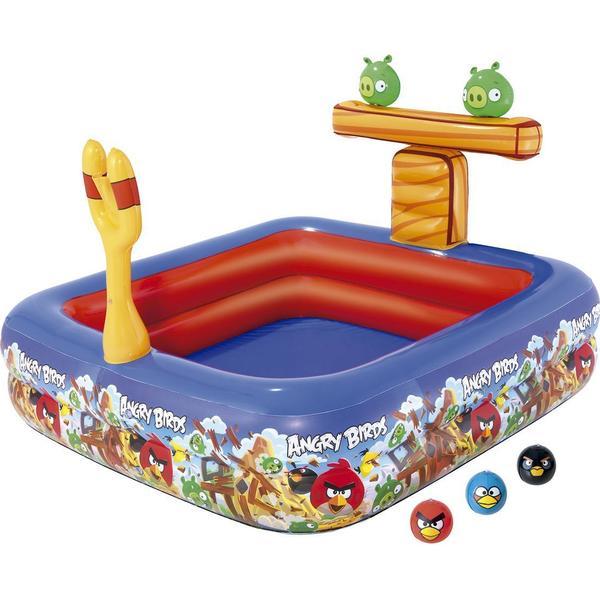 Bestway Angry Birds Interactive Pool