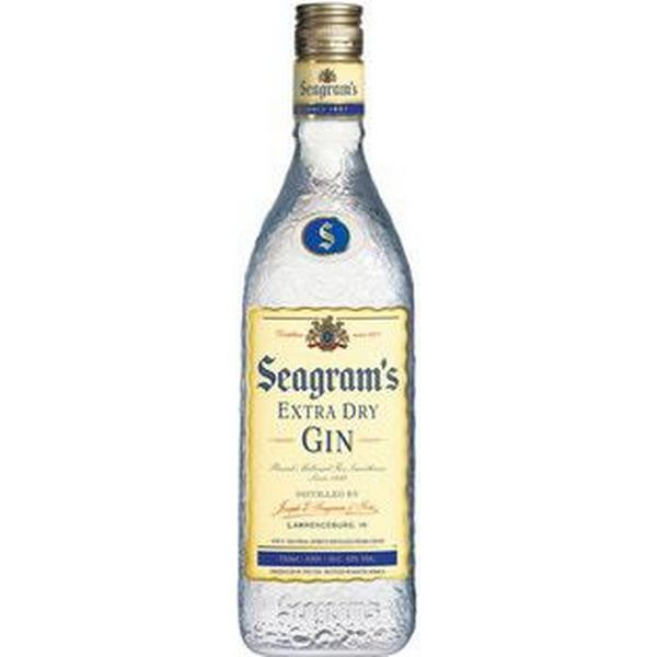 Seagrams Extra Dry Gin 40% 70 cl