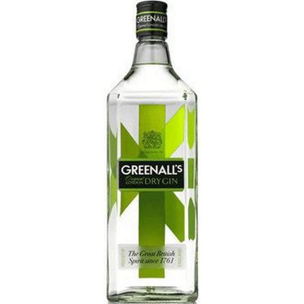 Greenall's London Dry Gin 40% 70 cl