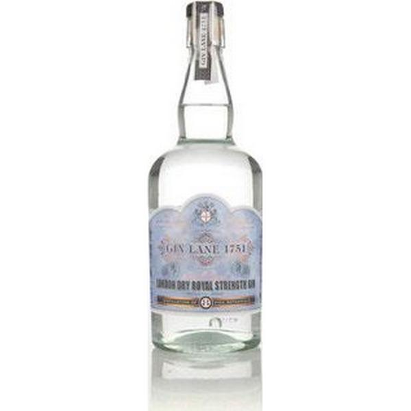 Gin Lane 1751 Royal Strength Gin 47% 70 cl