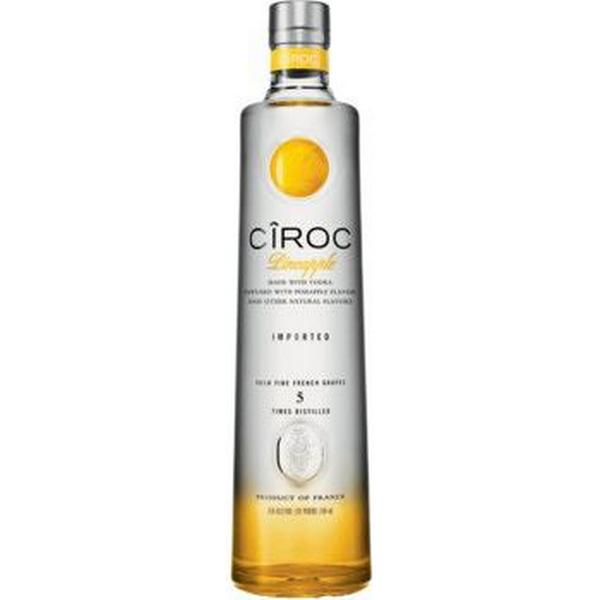 Ciroc Vodka Pineapple 37.5% 70 cl