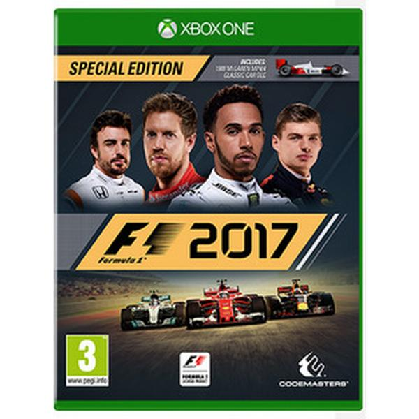 F1 2017: Special Edition