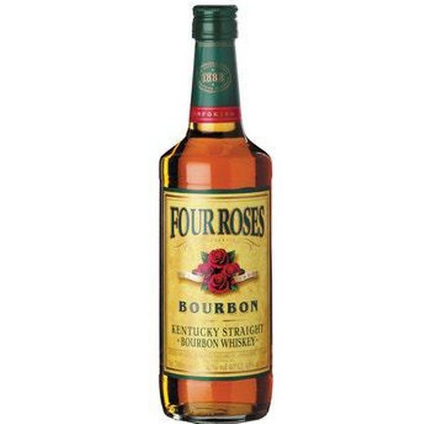 Four Roses Bourbon 40% 70 cl