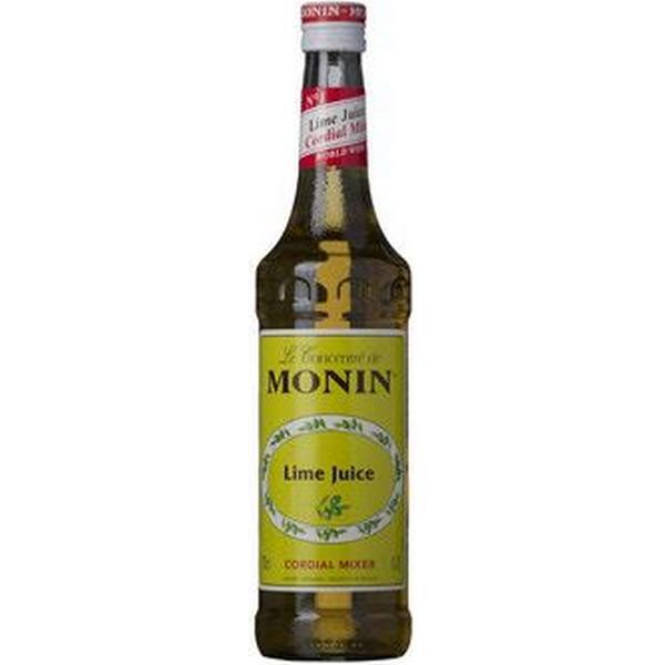 Monin Lime Juice Cordial Mixer 0% 70 cl